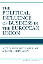 Cover image for The Political Influence of Business in the European Union