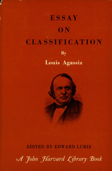Cover image for Essay on classification