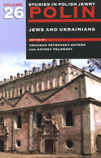 Cover image for Jews and Ukrainians
