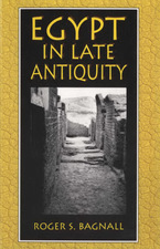 Cover image for Egypt in late antiquity