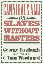 Cover image for Cannibals all!, or, Slaves without masters