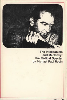 Cover image for The intellectuals and McCarthy: the radical specter