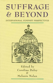 Cover image for Suffrage and beyond: international feminist perspectives