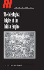 Cover image for The ideological origins of the British Empire