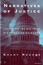 Cover image for Narratives of Justice: Legislators' Beliefs about Distributive Fairness