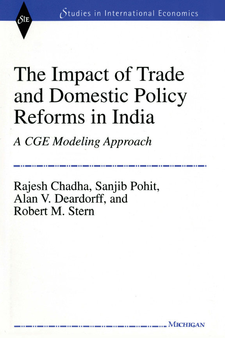 Cover image for The Impact of Trade and Domestic Policy Reforms in India: A CGE Modeling Approach