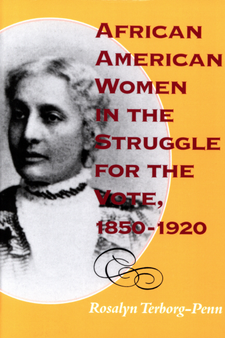 African American women in the struggle for the vote, 1850-1920 - Cover Art - link to Jumpstart item record