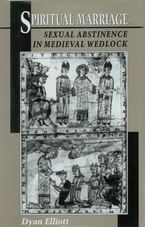 Cover image for Spiritual marriage: sexual abstinence in medieval wedlock
