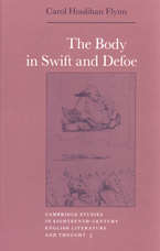 Cover image for The body in Swift and Defoe