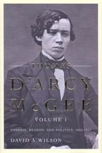 Cover image for Thomas D'Arcy McGee