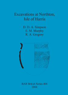 Cover image for Excavations at Northton, Isle of Harris