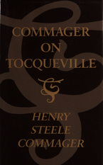 Cover image for Commager on Tocqueville
