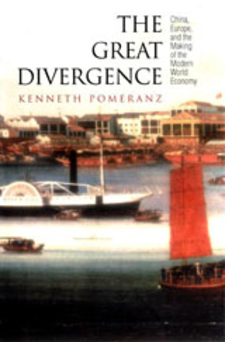 Cover image for The great divergence: China, Europe, and the making of the modern world economy