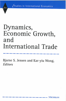 Cover image for Dynamics, Economic Growth, and International Trade