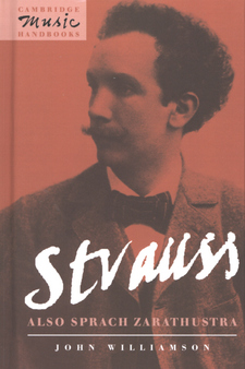 Cover image for Strauss, Also sprach Zarathustra