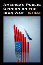 Cover image for American Public Opinion on the Iraq War