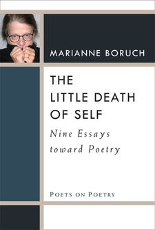 Cover image for The Little Death of Self: Nine Essays toward Poetry