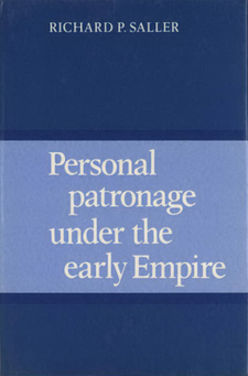 Cover image for Personal patronage under the early Empire