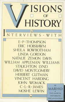 Cover image for Visions of history