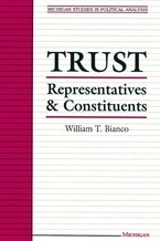 Cover image for Trust: Representatives and Constituents