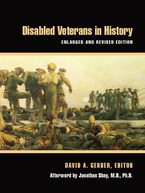 Cover image for Disabled Veterans in History