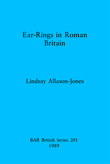 Cover image for Ear-rings in Roman Britain