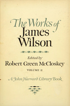 Cover image for The works of James Wilson, Vol. 2