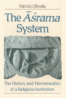 Cover image for The āśrama system: the history and hermeneutics of a religious institution