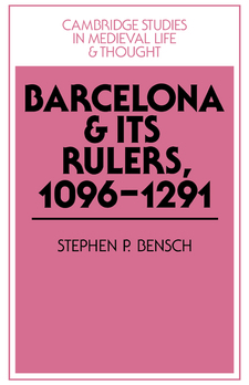 Cover for Barcelona and its rulers, 1096-1291