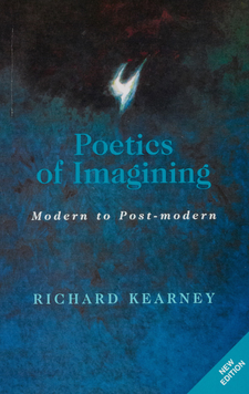 Cover image for Poetics of imagining: modern to post-modern