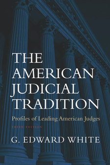 Cover image for The American judicial tradition: profiles of leading American judges