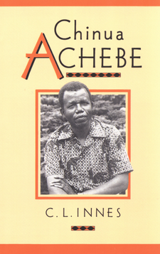 Cover image for Chinua Achebe