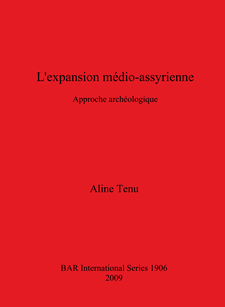 Cover image for L'expansion médio-assyrienne: Approche archaéologique