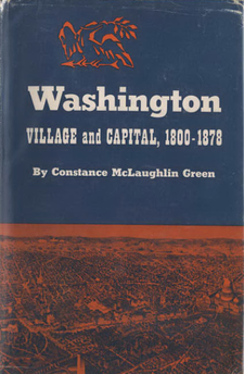 Cover image for Washington, Vol. 1