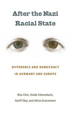 Cover image for After the Nazi Racial State: Difference and Democracy in Germany and Europe