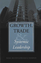 Cover image for Growth, Trade, and Systemic Leadership