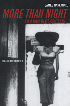 Cover image for More than night: film noir in its contexts