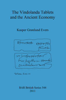 Cover image for The Vindolanda Tablets and the Ancient Economy