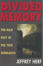 Cover image for Divided memory: the Nazi past in the two Germanys