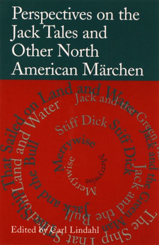 Cover image for Perspectives on the Jack tales: and other North American Märchen