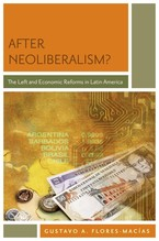 Cover image for After neoliberalism?: the left and economic reforms in Latin America