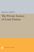 Cover image for The Private Science of Louis Pasteur