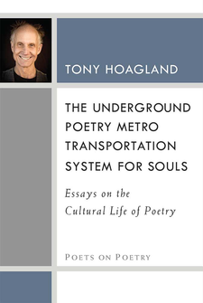 Cover image for The Underground Poetry Metro Transportation System for Souls: Essays on the Cultural Life of Poetry