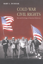 Cover image for Cold War civil rights: race and the image of American democracy