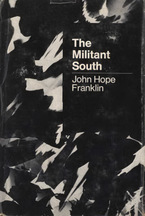 Cover image for The militant South, 1800-1861