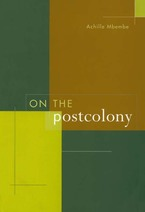 Cover image for On the postcolony