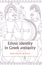 Cover image for Ethnic Identity in Greek antiquity