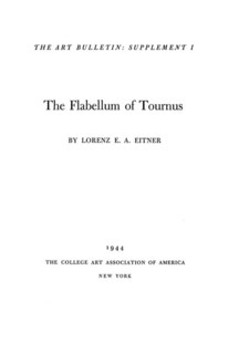 Cover image for The flabellum of Tournus