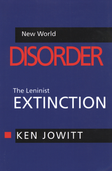 Cover image for New world disorder: the Leninist extinction