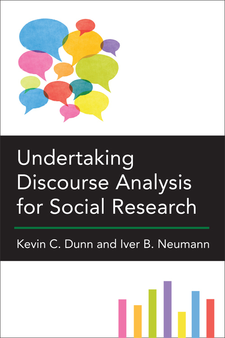 Cover image for Undertaking Discourse Analysis for Social Research
